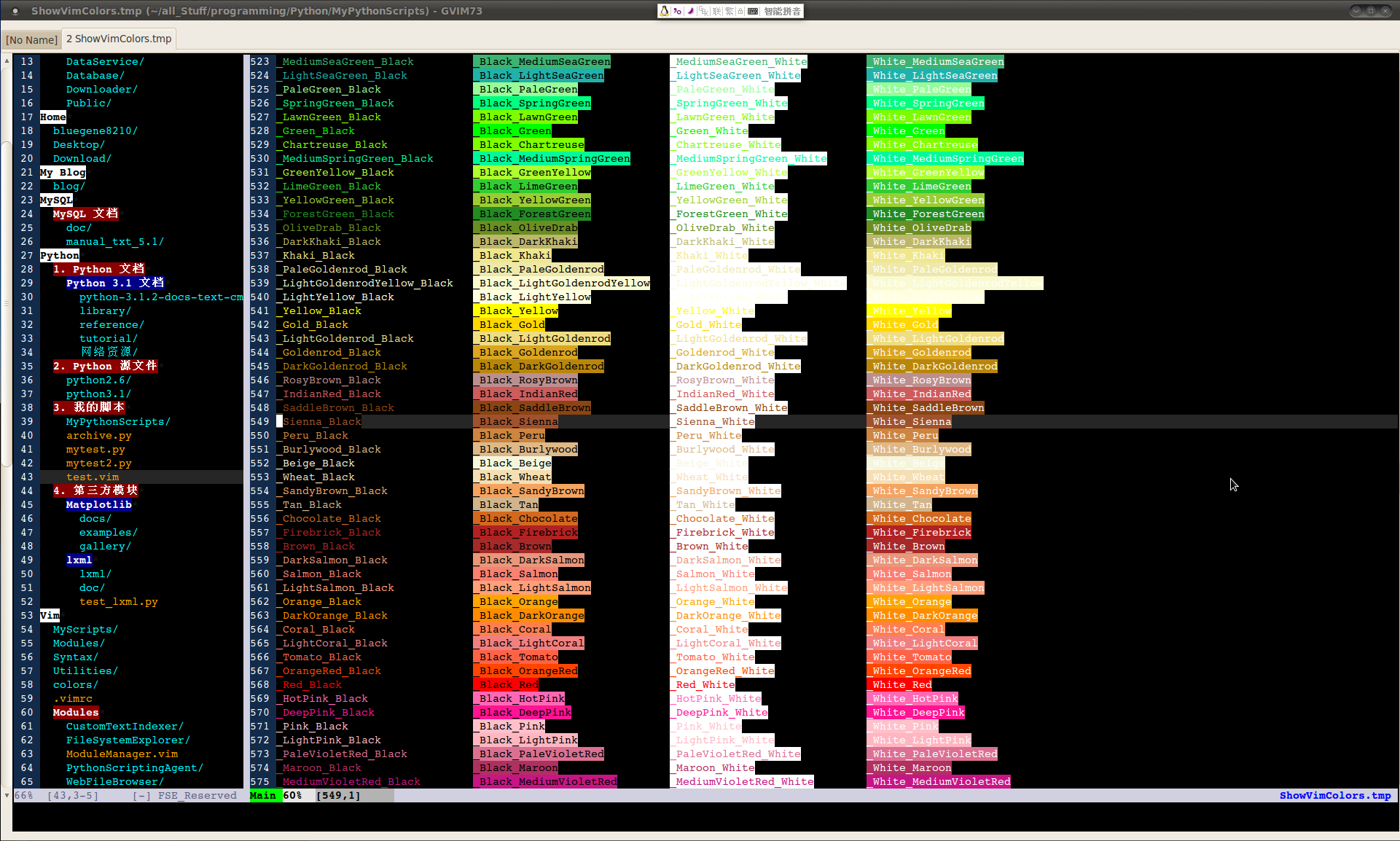 Vim Colors 28 Images Color Schemes For Vim Driverlayer